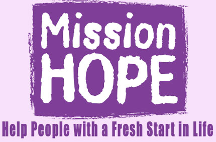 Mission Hope Hygiene Drive
