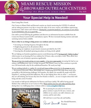 Homeless News | Caringplace Newsletters